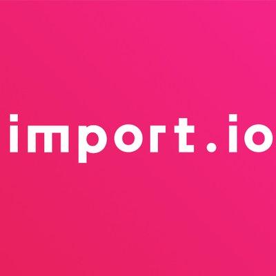 Import.io Logo